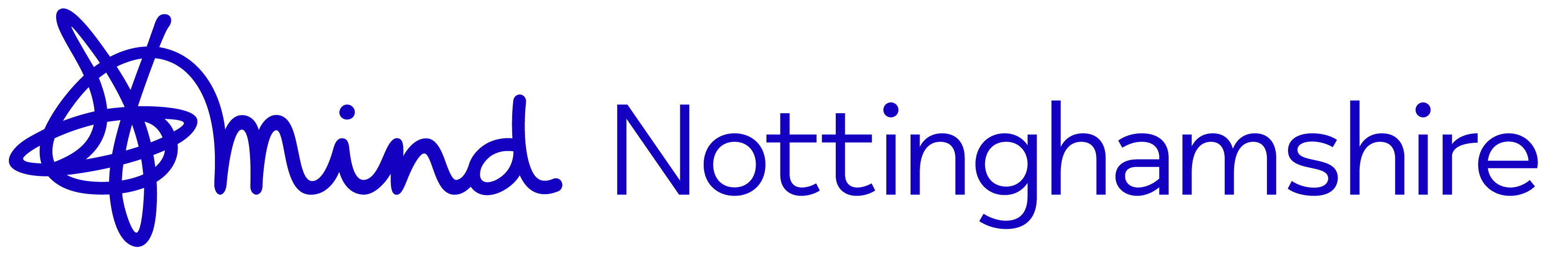Nottinghamshire Mind Logo